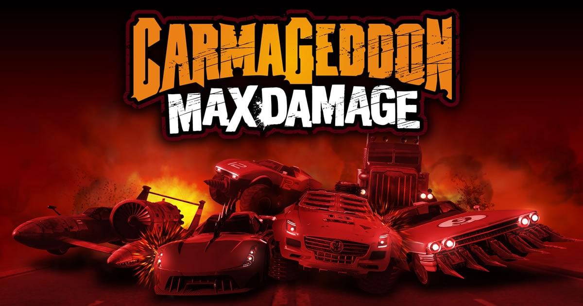 Igrao sam: CARMAGEDDON: MAX DAMAGE