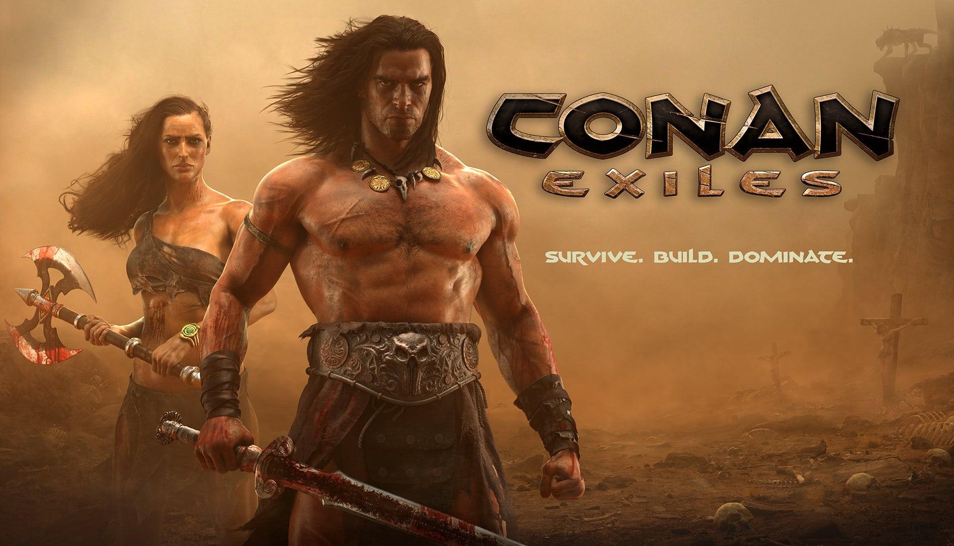 Igrao sam: CONAN EXILES