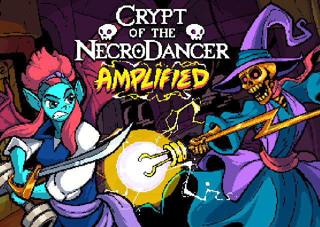 Igrao sam: CRYPT OF THE NECRODANCER: AMPLIFIED