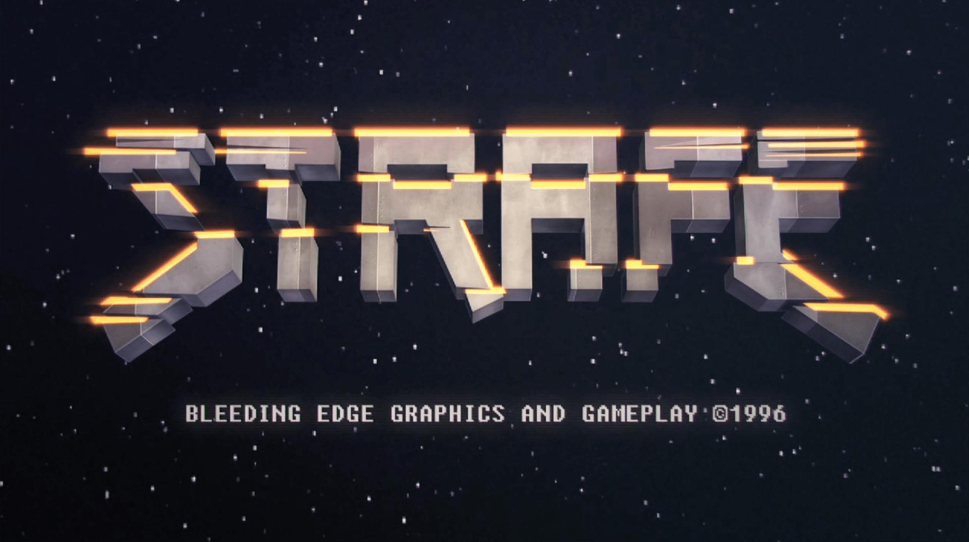 Igrao sam: STRAFE®
