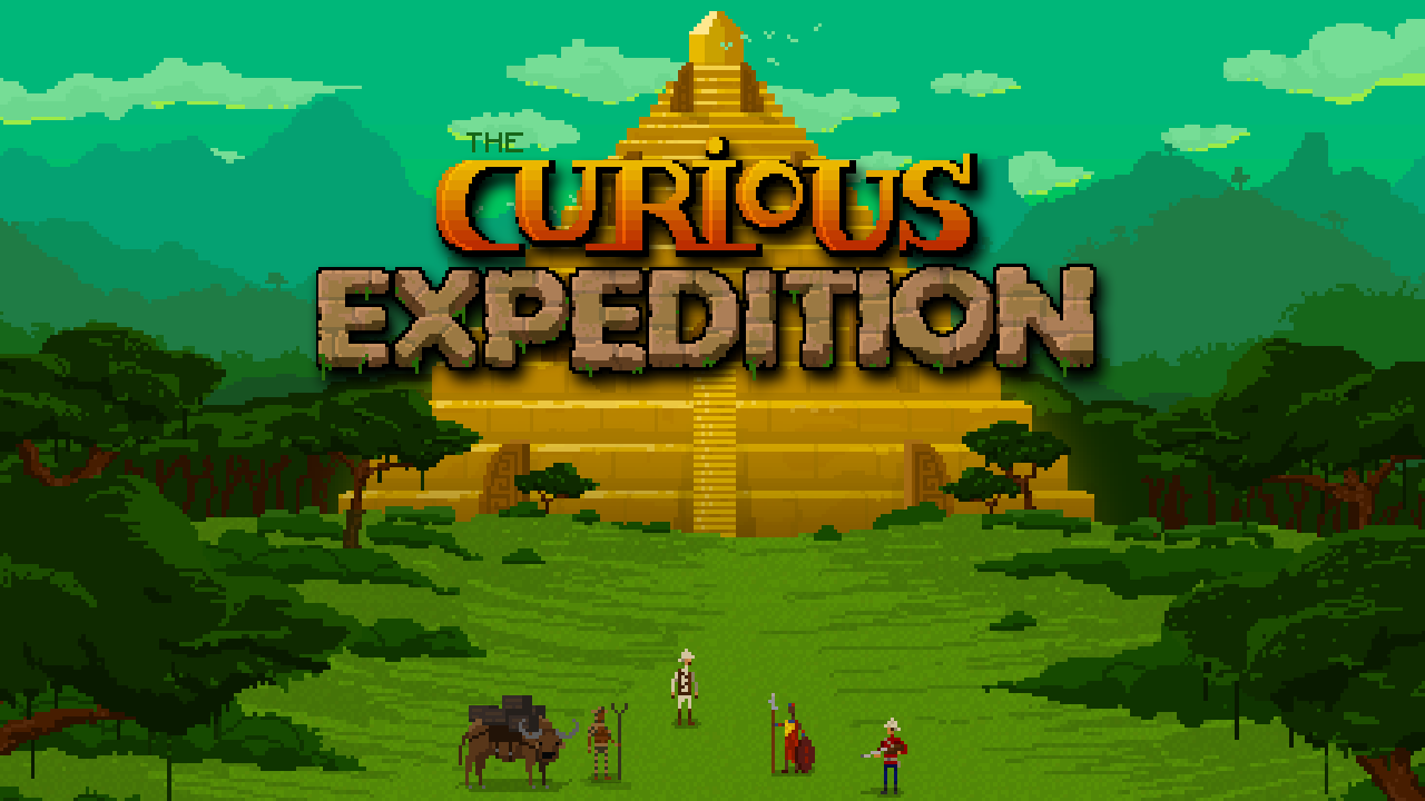 Igrao sam: THE CURIOUS EXPEDITION